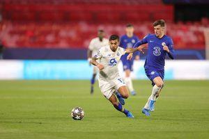 Chelsea 0-0 FC Porto: Tấn công tìm bàn thắng (H1)