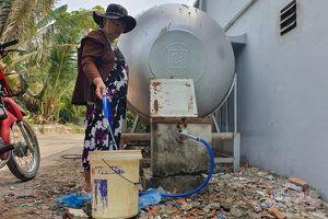 TP Thủ Đức và 4 quận tiếp tục bị cắt nước hai ngày cuối tuần