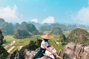 Năm du lịch quốc gia 2021 ở Ninh Bình: Hang Múa là điểm đến được yêu thích