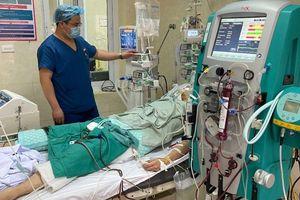 Cứu sống bệnh nhân hôn mê, ngừng tim nhờ kỹ thuật hạ thân nhiệt chỉ huy