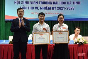 Sinh viên Đại học Hà Tĩnh nỗ lực học tập, rèn luyện vì ngày mai lập nghiệp