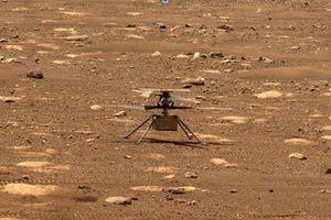 Trực thăng không người lái của NASA cần được cập nhật phần mềm