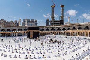Thánh địa Mecca mở cửa cho tín đồ Hồi giáo nhân dịp Ramadan