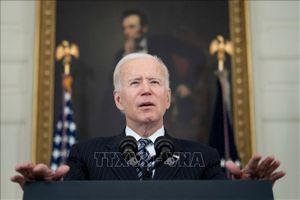 Tổng thống Mỹ J.Biden sẽ có bài phát biểu đầu tiên trước Quốc hội