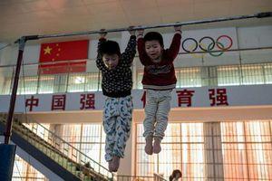 Mục sở thị lò đào tạo nhà vô địch Olympics tương lai của Trung Quốc