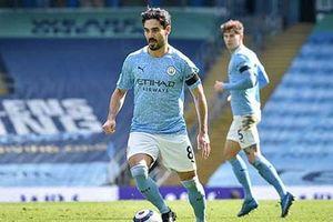 Ilkay Guendogan nêu điểm yếu cần khắc phục để Man City xóa 'dớp' ở Champions League