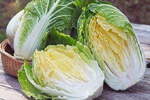 6 loại rau củ mẹ tuyệt đối không được cho bé dưới 1 tuổi ăn