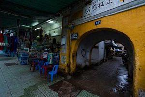 Ngõ Huế, những hoài niệm cũ