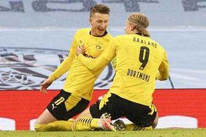 Dortmund vs Man City: 'Chơi rock nặng đi, Haaland'!