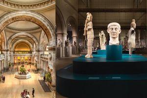 Choáng ngợp trước không gian độc đáo của Viện bảo tàng Mỹ thuật Metropolita
