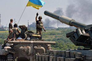 Quân đội Ukraine bắt đầu tập trận quy mô lớn gần Crimea