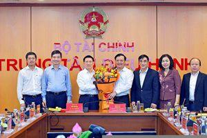 Bộ trưởng Bộ Tài chính Hồ Đức Phớc: Phát huy truyền thống đoàn kết, nỗ lực hoàn thành tốt nhiệm vụ