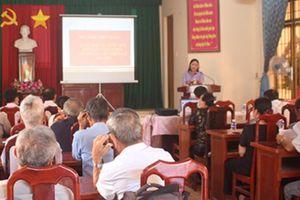 Nhơn Trạch tuyên truyền phổ biến pháp luật trước bầu cử