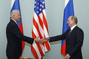Ông Biden đề xuất hội nghị thượng đỉnh Mỹ-Nga