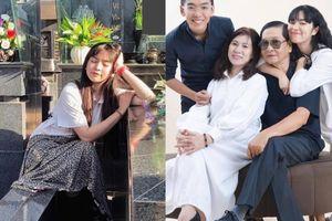 Con gái bị dân mạng chỉ trích khi đăng ảnh ngồi lên bia mộ, bố Khánh Vân có phản ứng gây sốc
