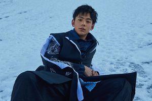 'Hotboy Tây Tạng' Đinh Chân đóng phim điện ảnh với các diễn viên nổi tiếng