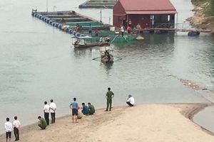 Phú Thọ: Tích cực tìm kiếm hai học sinh lớp 7 đuối nước, mất tích dưới sông