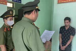 Bắt tạm giam đối tượng đưa 9 người Trung Quốc nhập cảnh trái phép