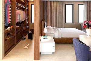 Trang trí nội thất giúp che khuyết điểm đồng thời tiết kiệm diện tích