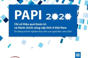 Công bố chỉ số PAPI 2020: Thanh Hóa tiếp tục nằm trong nhóm trung bình cao