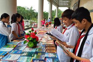 Khai mạc ngày hội đọc sách với chủ đề 'Sách - sứ mệnh phát triển văn hóa đọc'