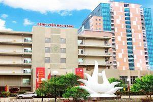 Bộ Y tế nói gì về thay đổi nhân sự tại Bệnh viện Bạch Mai?