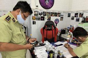 Kiểm soát chặt mặt hàng thuốc lá điện tử