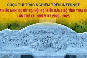 Thái Bình: Lan tỏa ý nghĩa cuộc thi tìm hiểu Nghị quyết Đại hội đại biểu Đảng bộ tỉnh lần thứ XX