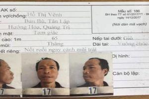 Truy nã kẻ phạm tội 'buôn bán chất nổ' trốn khỏi trại giam khi đang lao động
