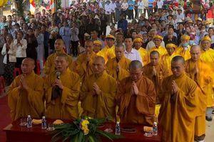 Chùa Chân Tiên (Hà Tĩnh) tổ chức lễ hội truyền thống