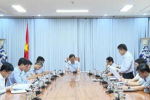 Quảng Bình: Rà soát những dự án thực hiện chậm