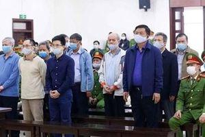 Trịnh Xuân Thanh và 6 đồng phạm kháng cáo