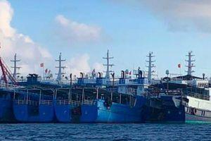 Philippines tiếp tục phản đối tàu Trung Quốc neo phi pháp trên Biển Đông