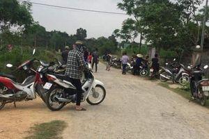 Hai vợ chồng tử vong bất thường ở Nghệ An