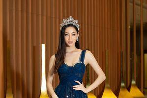 Hoa hậu Lương Thùy Linh đội vương miện 3 tỉ đồng, tuyển sinh Miss World Vietnam 2021