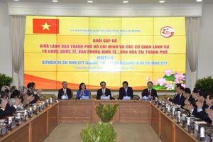 Kêu gọi đối tác quốc tế đồng hành cùng sự phát triển của TP HCM