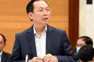 Phó Thống đốc Đào Minh Tú: Sốt đất không phải do tín dụng