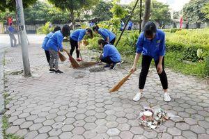 Tập trung thực hiện hiệu quả Tháng tổng vệ sinh, khử trùng, tiêu độc môi trường
