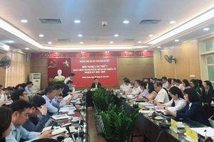Hội nghị lần thứ 7 Ban Chấp hành Đảng bộ quận Thanh Xuân