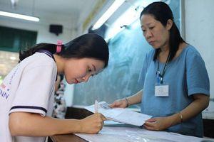 Hà Nội: Tổ chức một hội đồng thi tốt nghiệp trung học phổ thông