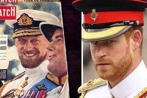 Nhìn lại loạt khoảnh khắc thời trẻ của Hoàng tế Philip, ai cũng phải thừa nhận: Harry giống hệt ông nội!