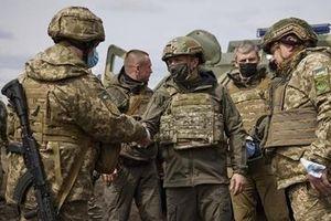 Khúc dạo đầu cho chiến tranh Nga-Ukraine?