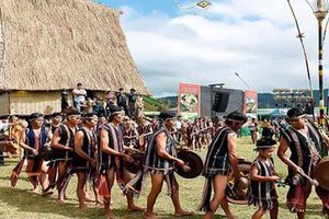 Ngày hội VHTTDL các dân tộc vùng Tây Nguyên sẽ diễn ra tại tỉnh Kon Tum