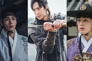 Điểm danh 3 'nam thần cổ trang' gây ấn tượng trên màn ảnh Hàn Quốc đầu năm 2021