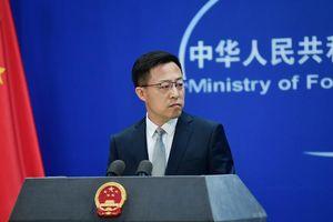 Trung Quốc thách phó thủ tướng Nhật Bản uống nước thải Fukushima