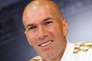 Lời cảnh báo từ Zidane