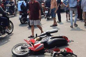 Tên cướp ở TP.HCM ngã gãy chân khi bị nạn nhân truy đuổi