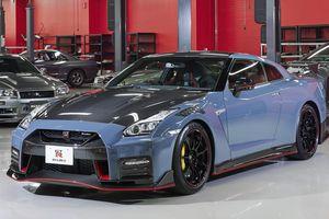 Nissan GT-R Nismo 2022 sắp được ra mắt
