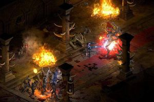 Đánh boss Duriel và Andariel trong Diablo II: Resurrected