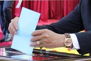 Nữ bác sĩ ở Cần Thơ rút đơn xin ứng cử đại biểu Quốc hội
